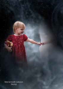 Barnfotograf i Skurup, fotoateljé isaksson